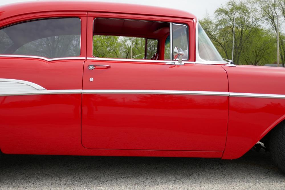 1957 Chevrolet 210 -HIGH END INVESTMENT-AMAZING PAINT AND QUALITY-TRI FIVE-NEW LOWERED PRICE - Stock # 57283CVJM for sale near Mundelein, IL | IL Chevrolet Dealer #6