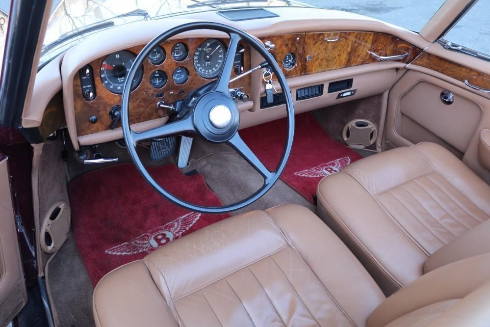 1962 Bentley S2 Continental Park Ward #17