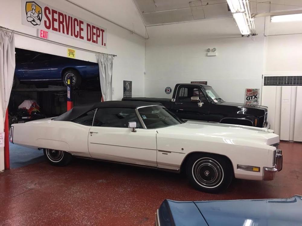 1971 Cadillac El Dorado Classic Caddy Convertible Stock # 18571JSCVO for sale near Mundelein, IL | IL Cadillac Dealer #10