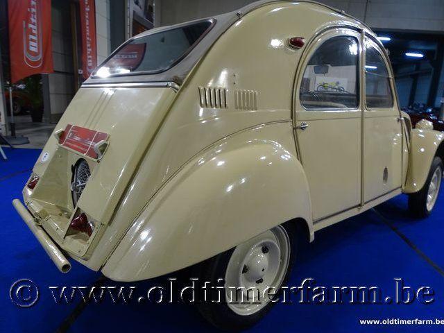 Citroën 2CV 4x4 Sahara '62 #43