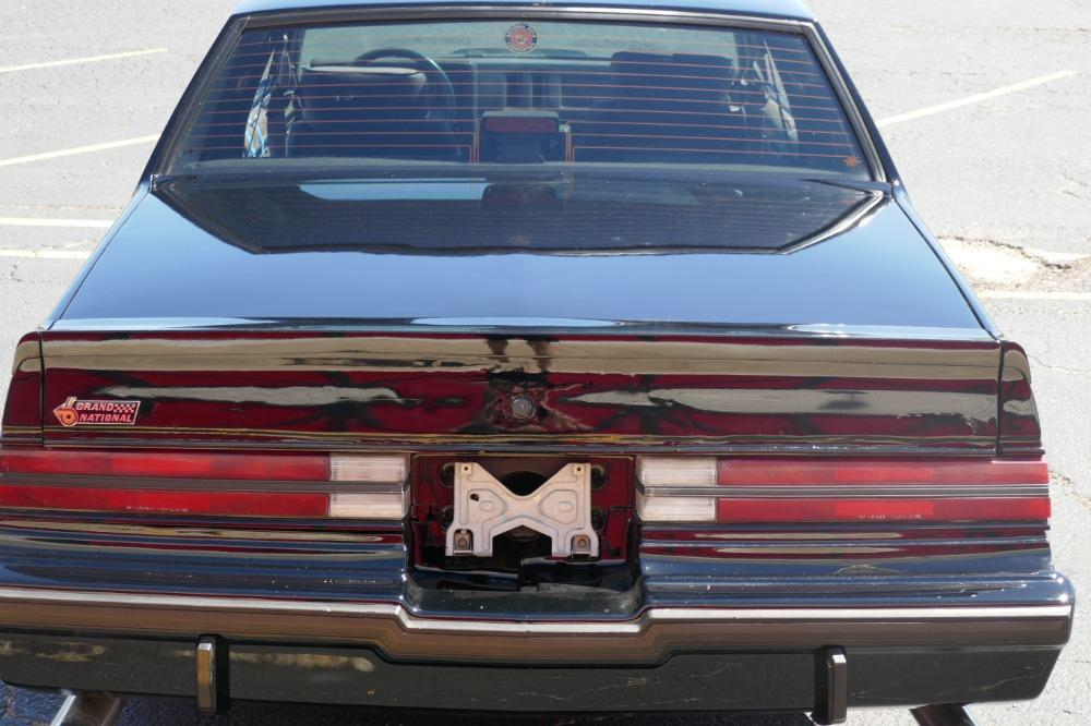 1987 Buick Grand National -AFFORDABLE ONE OWNER WITH T TOPS-SEE VIDEO Stock # 87381JP for sale near Mundelein, IL | IL Buick Dealer #12