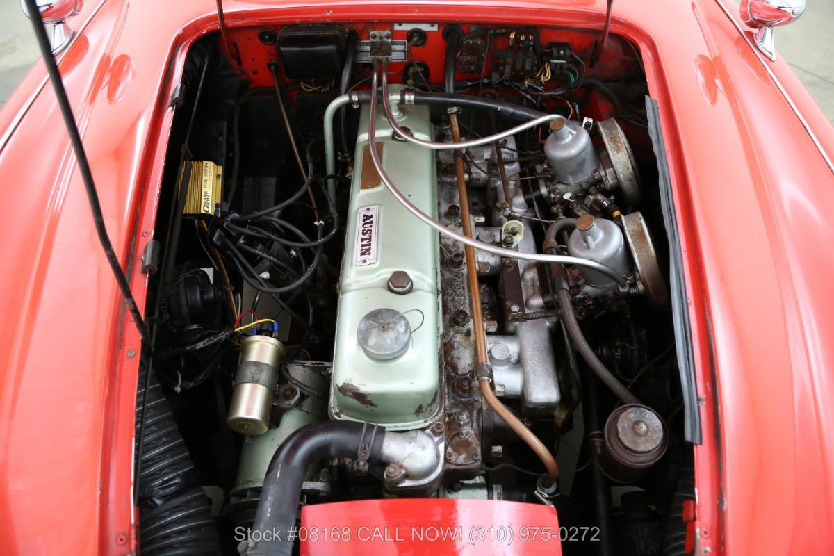 1963 Austin-Healey 3000 BJ7 #58