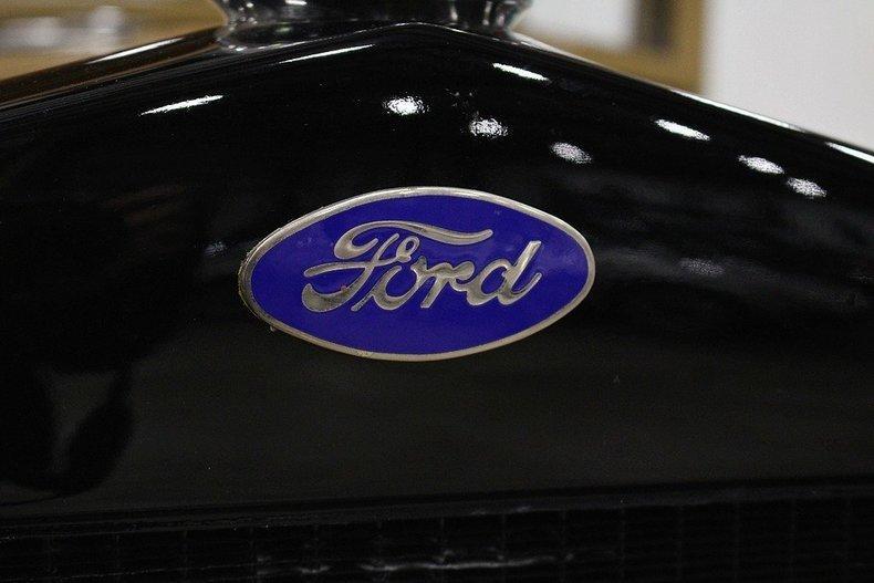 1931 Ford AA Huckster #22