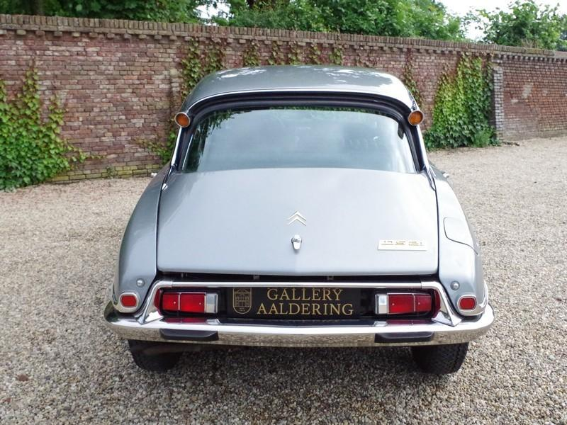 CITROËN DS21 PALLAS INJECTION WITH SUNROOF AND MANUAL GEARBOX! . (1970) #41