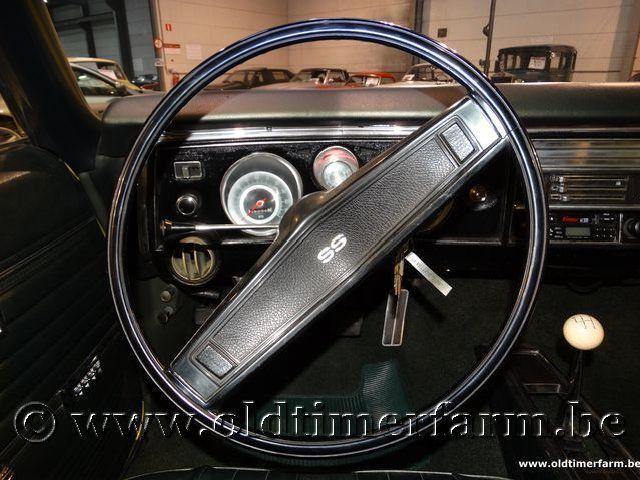 Chevrolet Chevelle Malibu SS396 '69 #63