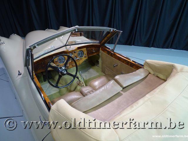 Jaguar XK120 Drop Head Coupé '53 #109