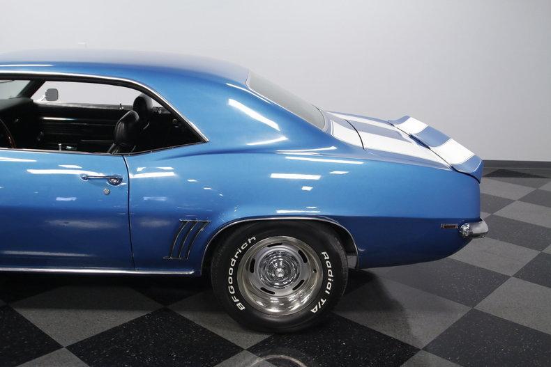 1969 Chevrolet Camaro #11