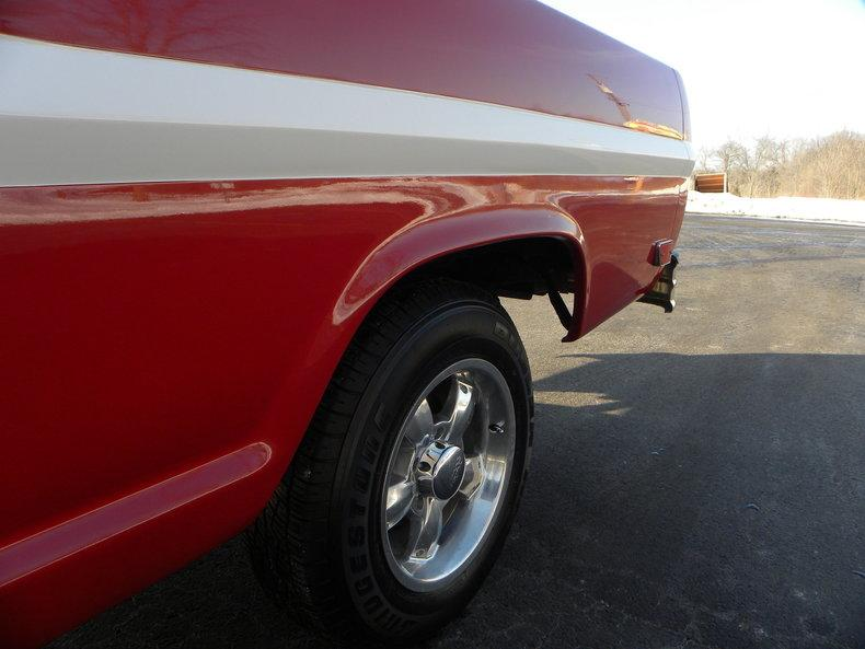1969 Ford F100 Deluxe Styleside Pickup #13