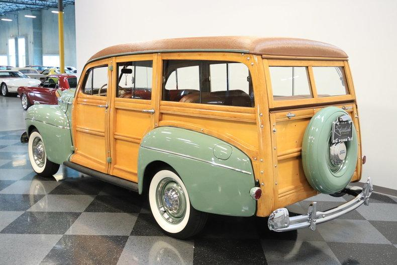 1941 Ford Woody Wagon #12
