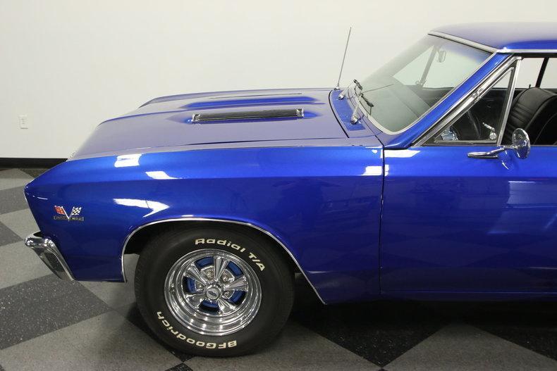1967 Chevrolet Chevelle SS 396 Clone #10
