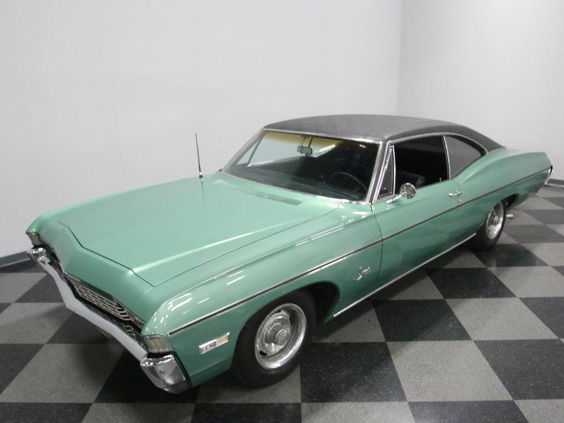 1968 Chevrolet Impala #7