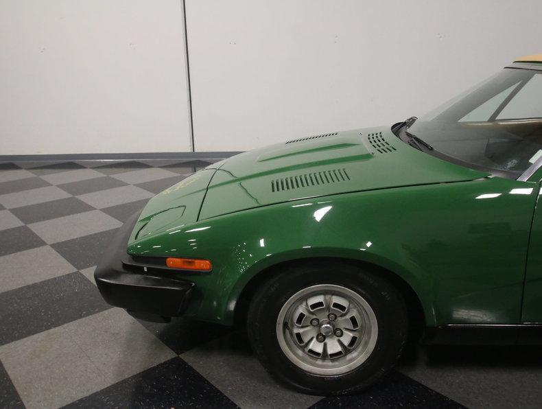 1980 Triumph TR7 #20
