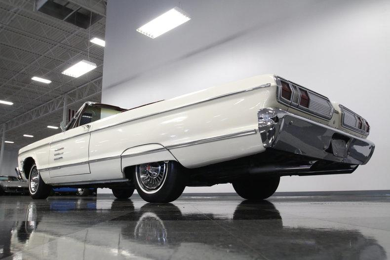 1966 Plymouth Sport Fury Convertible #14