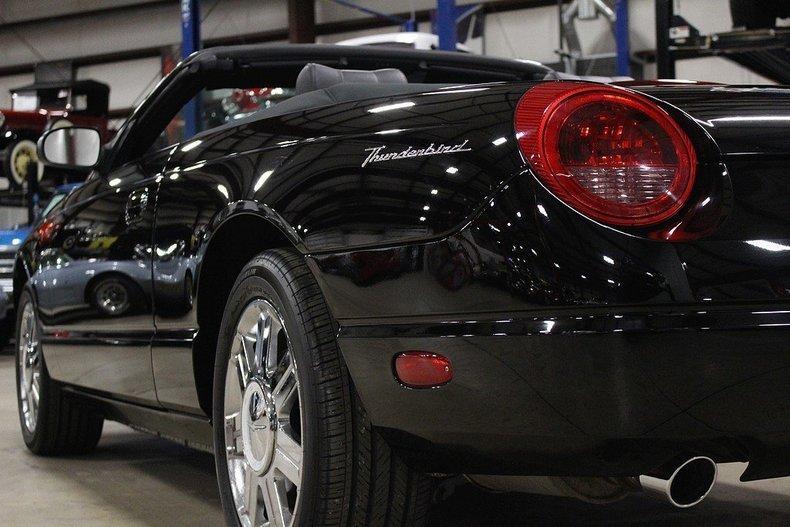 2005 Ford Thunderbird #34