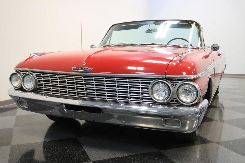 1962 Ford Galaxie 500 Sunliner #7