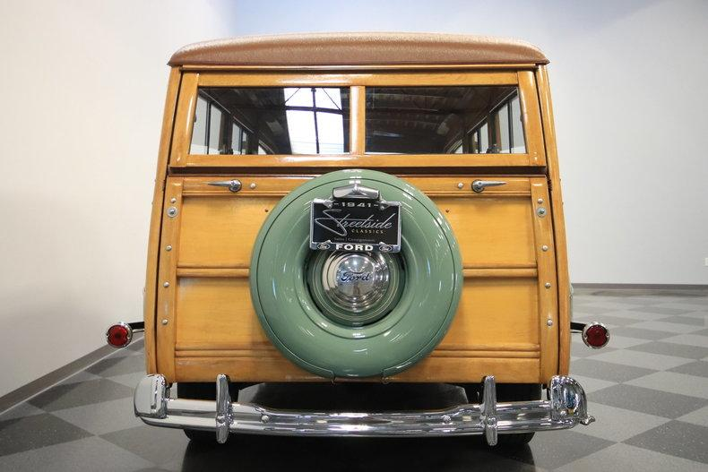 1941 Ford Woody Wagon #14