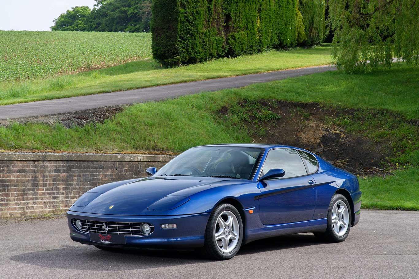 2003 Ferrari 456M GTA RHD #0