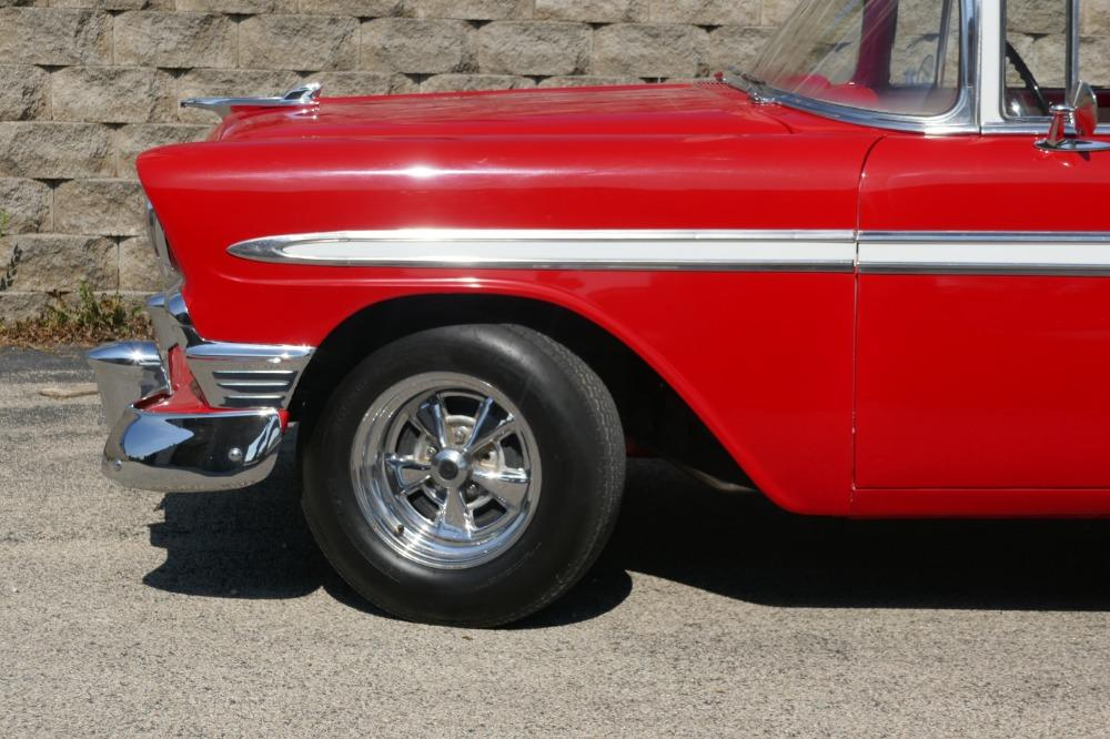 1956 Chevrolet Bel Air -RESTORED SOUTHERN BEL AIR TRI FIVE- GREAT CONDITION-SEE VIDEO Stock # 28356WAC for sale near Mundelein, IL | IL Chevrolet Dealer #6