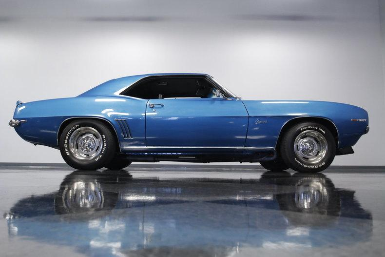 1969 Chevrolet Camaro #21