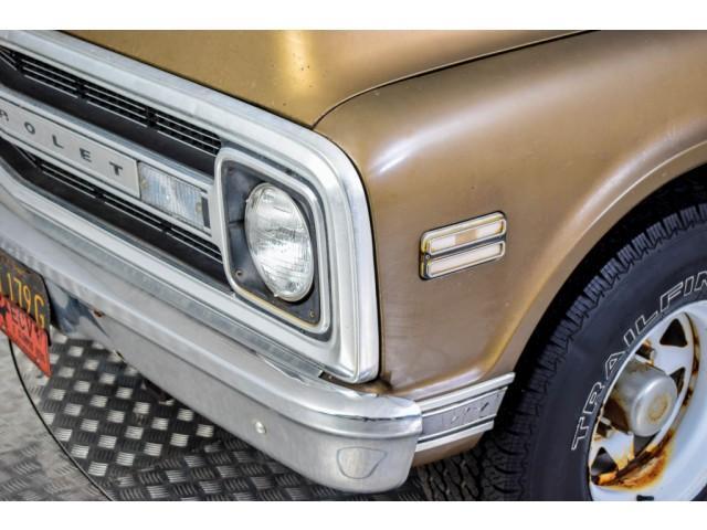 Chevrolet Pickup Custom Camper V8 #57