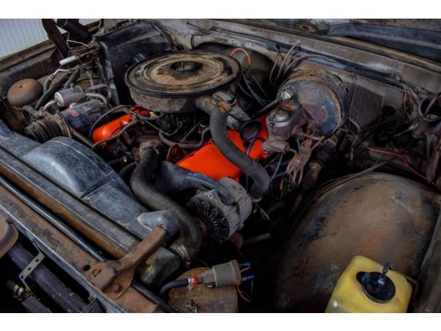 Chevrolet Pickup Custom Camper V8 #41