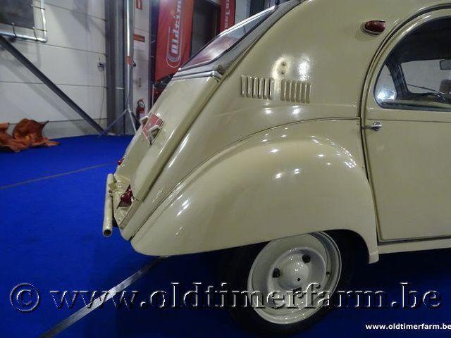 Citroën 2CV 4x4 Sahara '62 #44