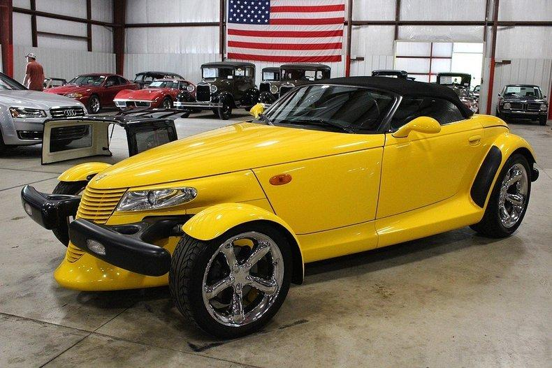2000 Plymouth Prowler #60