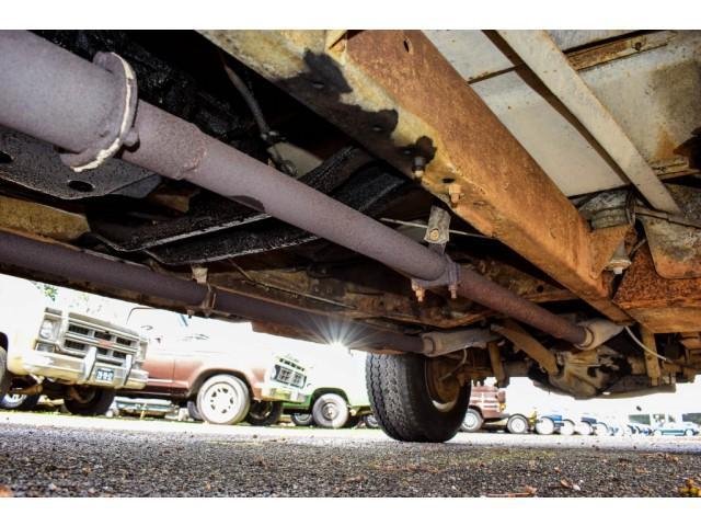 Chevrolet Pickup Custom Camper V8 #83