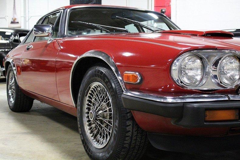 1986 Jaguar XJS #34