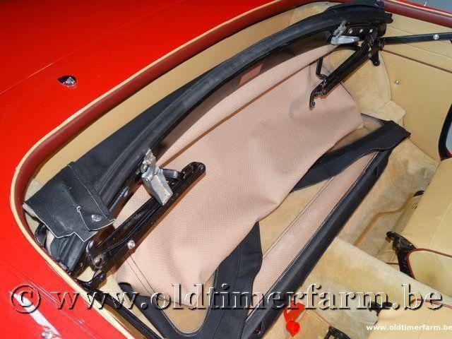 MG B Roadster Red '67 #183