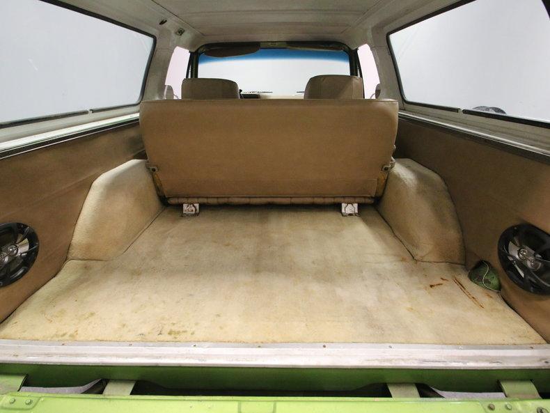 1975 Chevrolet Blazer K5 #57