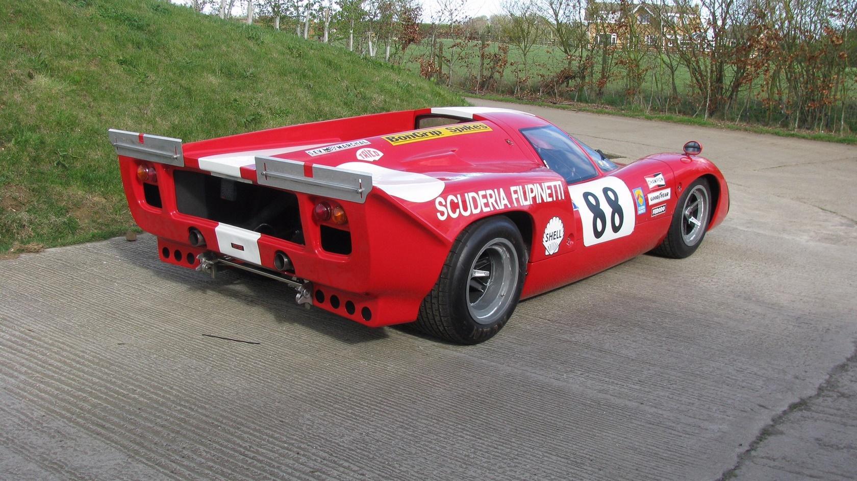 Lola T70 Mk3B Continuation #4