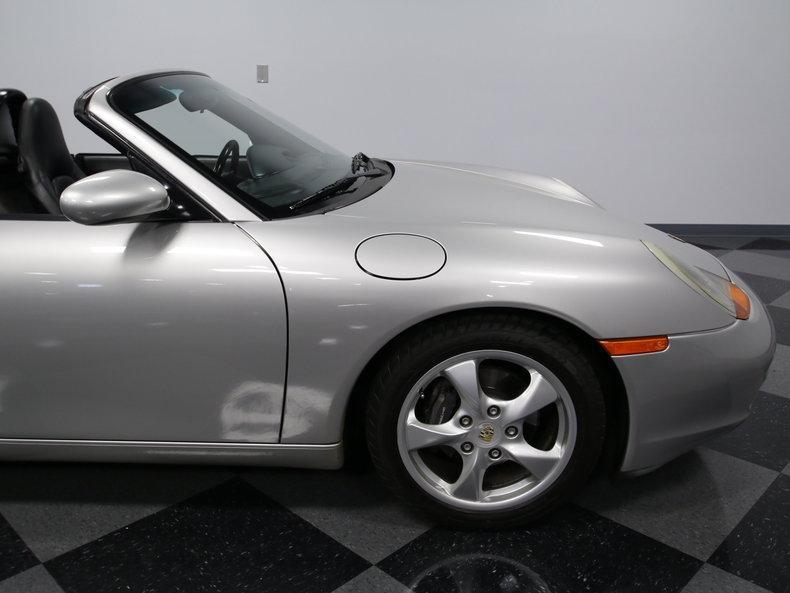2002 Porsche Boxster #36