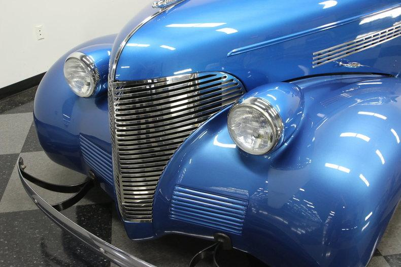 1939 Chevrolet Business Coupe #7