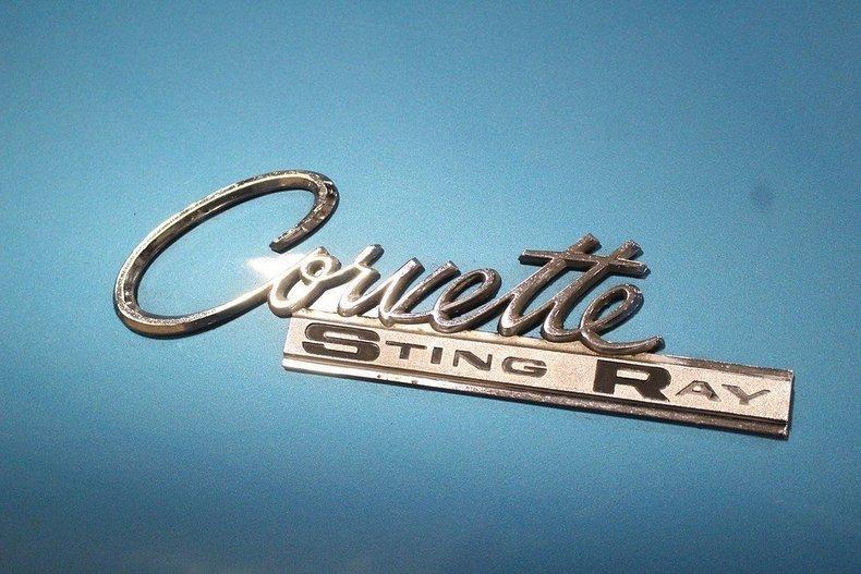 1965 Chevrolet Corvette #23