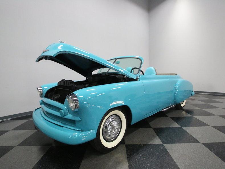 1949 Chevrolet Sedan Roadster #29