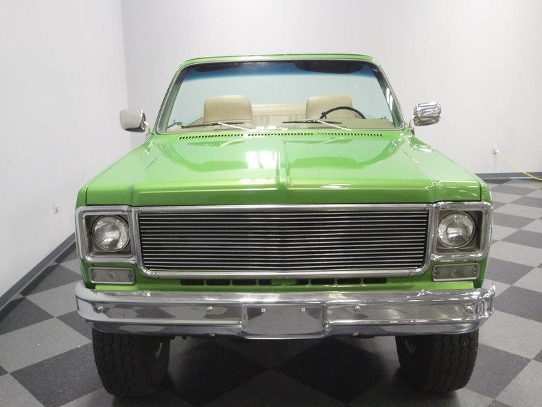1975 Chevrolet Blazer K5 #5