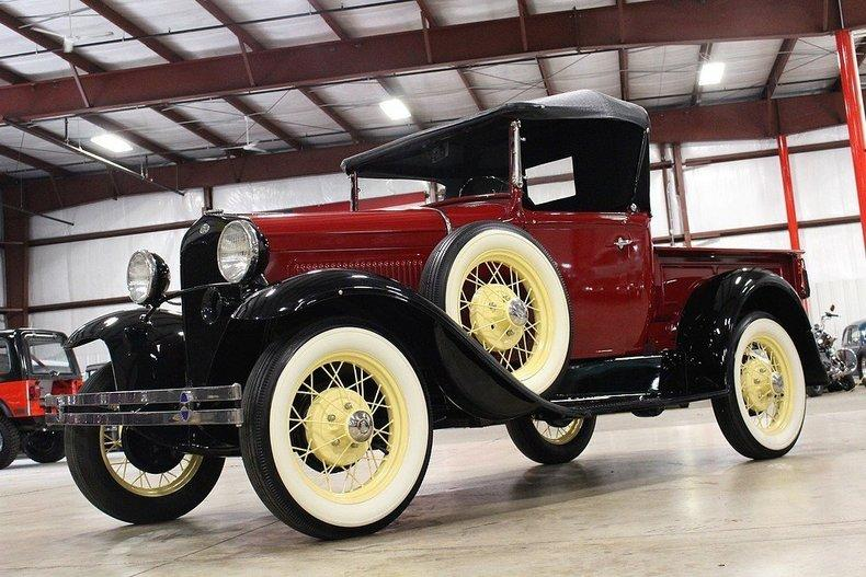 1931 Ford Model A #76