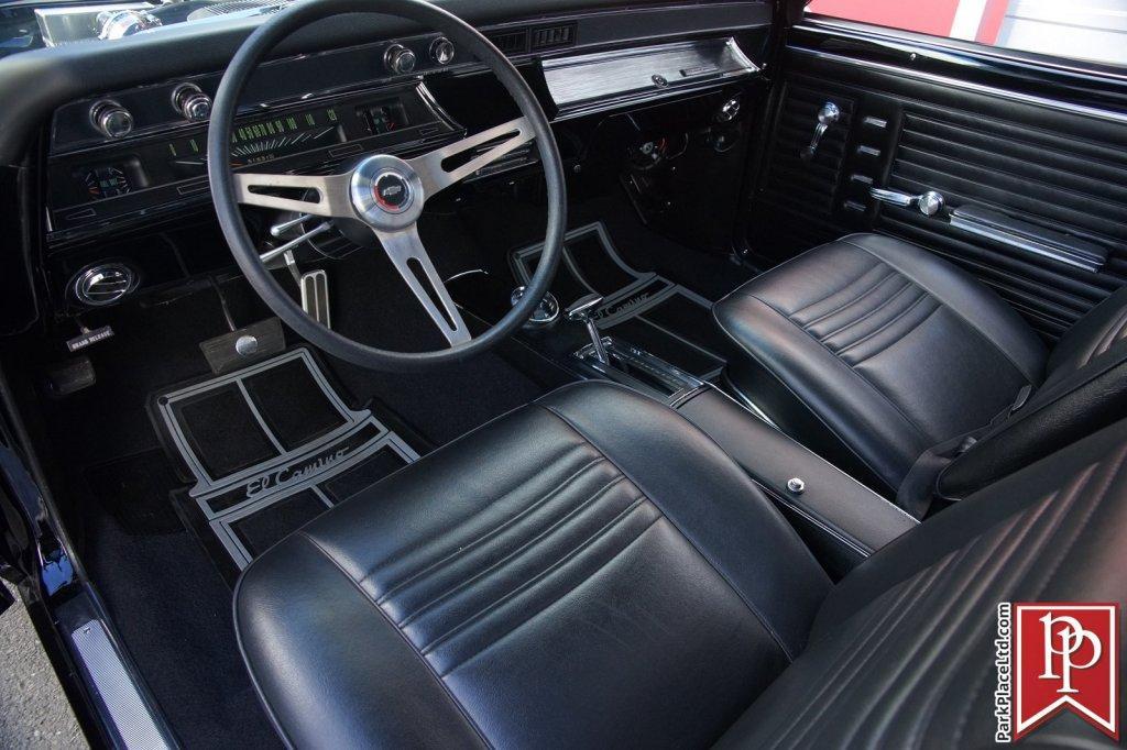 1967 Chevrolet El Camino #8