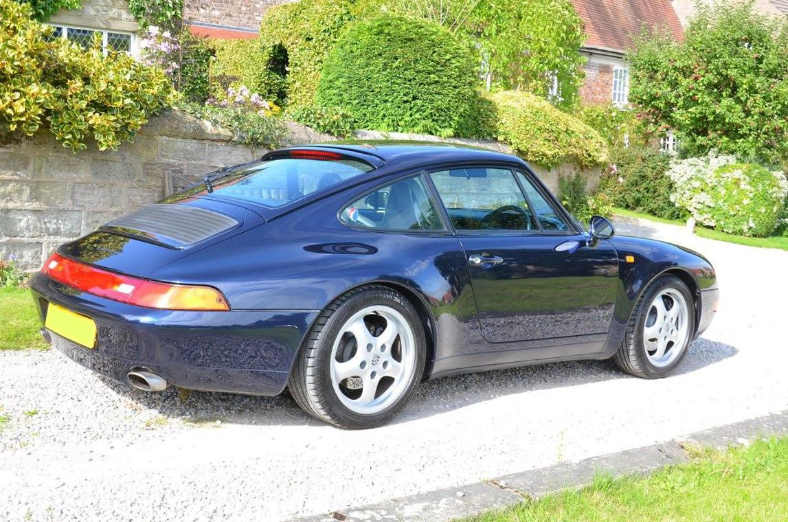 1996 Porsche 911 (993) Carrera 2 Coupé - Silverstone Auctions #2