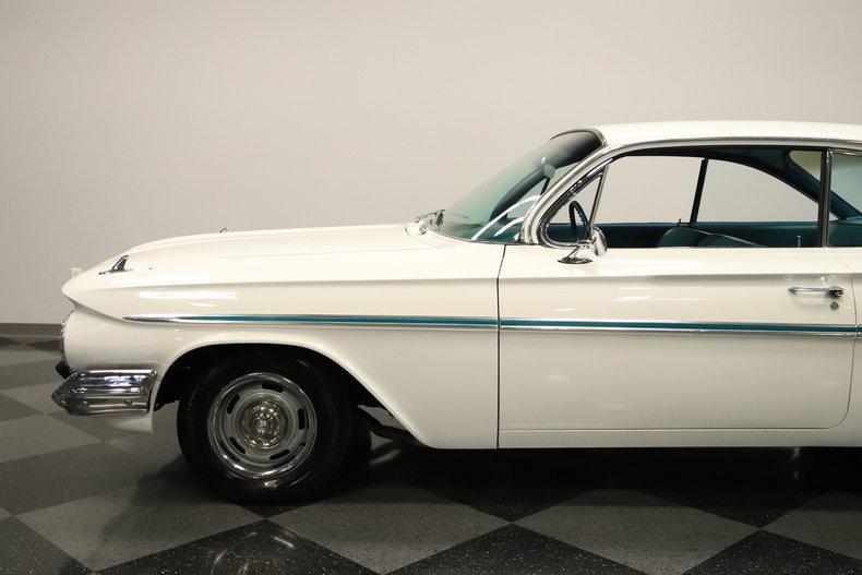 1961 Chevrolet Bel Air Bubble Top #10
