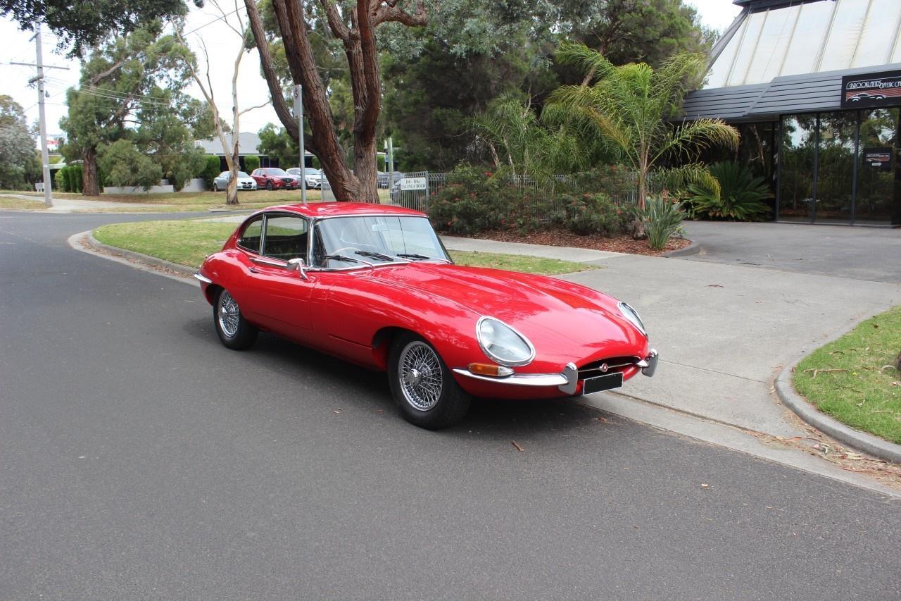 Jaguar E-Type #0