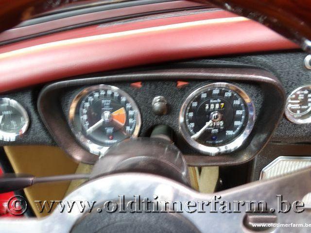 MG B Roadster Red '67 #152