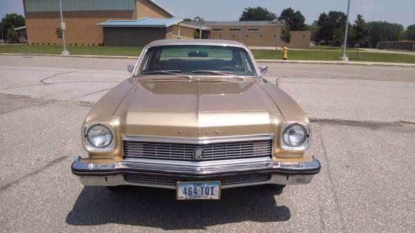 1974 Buick Apollo SWEET DRIVER Stock # 10574IOCC for sale near Mundelein, IL | IL Buick Dealer #3