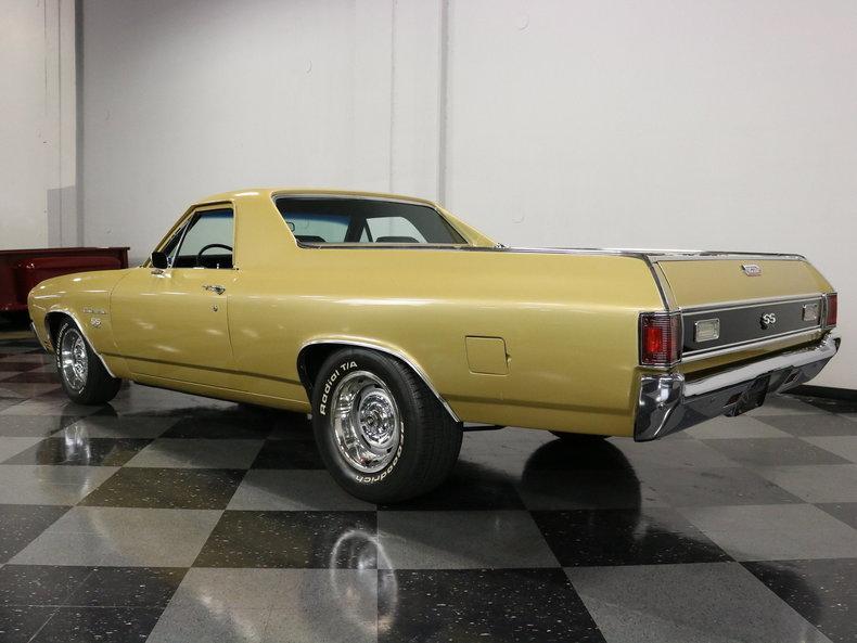 1970 Chevrolet El Camino #15