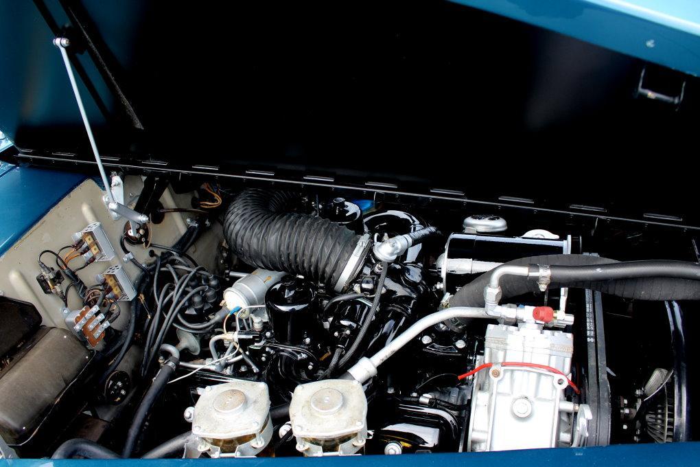 1964 ROLLS-ROYCE SILVER CLOUD III CONTINENTAL JAMES YOUNG SCV100 SPORT SEDAN #LSGT635C ONE OF 2 LEFT DRIVES BUILT #5
