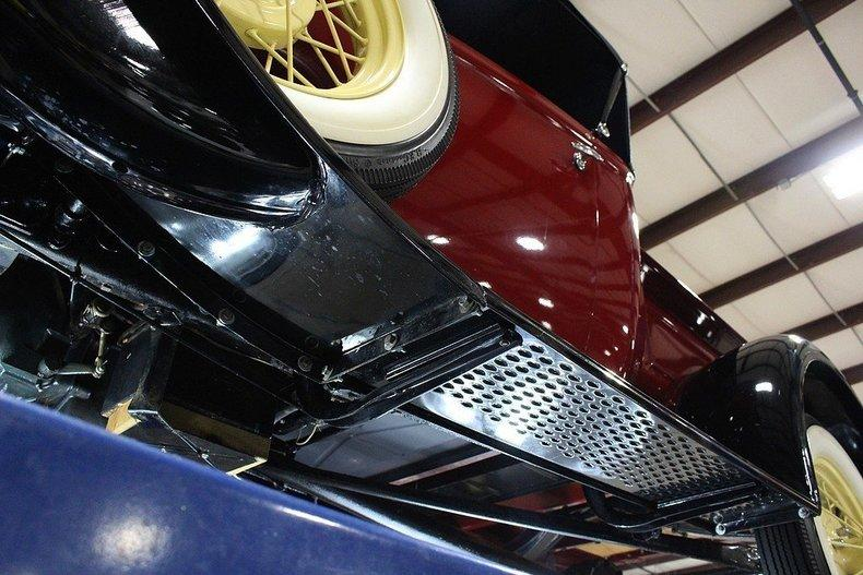 1931 Ford Model A #63