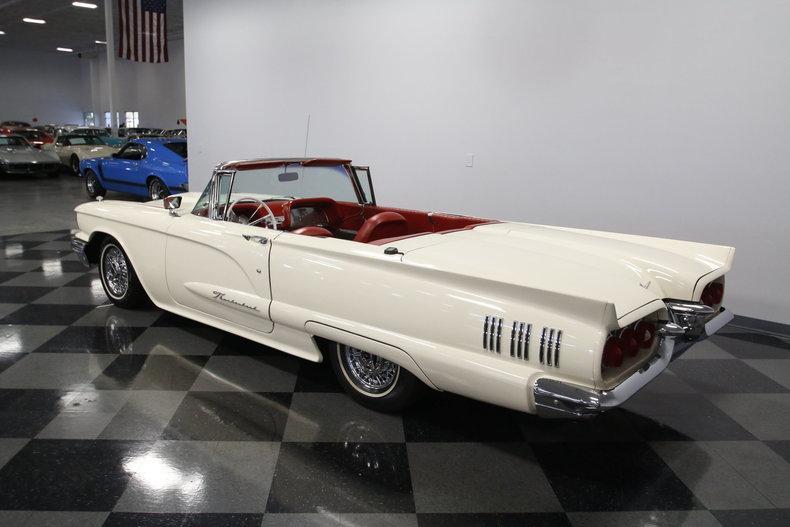 1960 Ford Thunderbird J-Code #14