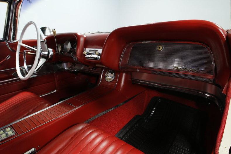 1960 Ford Thunderbird J-Code #47