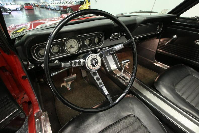 1966 Ford Mustang Convertible #39